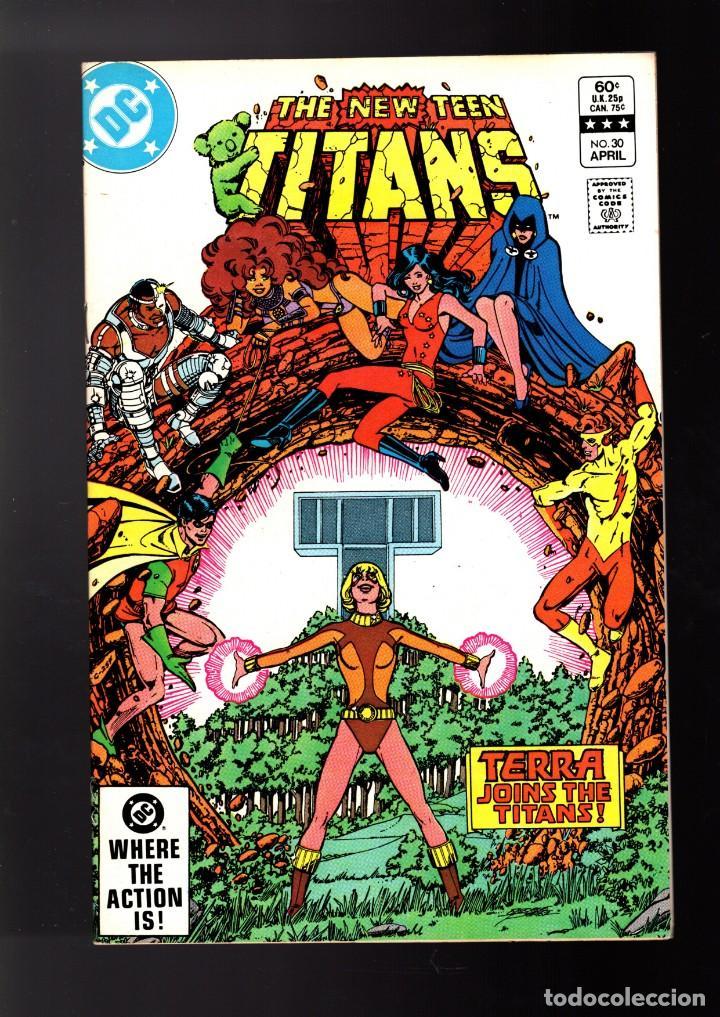 Teen titans terra comics advise
