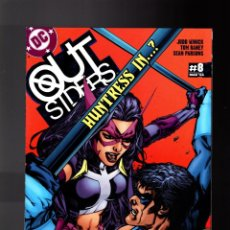 Cómics: OUTSIDERS 8 - DC 2004 VFN/NM / JUDD WINICK & TOM RANEY / NIGHTWING VS HUNTRESS. Lote 142565290