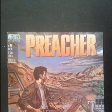 Cómics: PREACHER # 45 DC VERTIGO (1998) VF PAINTED COVER BY GLENN FABRY.. Lote 142722538