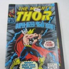 Fumetti: THE MIGHTY THOR Nº 450 GIANT SIZE ANNIVERSARY -ORIGINAL USA CX01. Lote 142806830