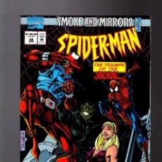 Cómics: SPIDER-MAN 56 - MARVEL 1995 VFN/NM / HOWARD MACKIE &TOM LYLE / RETURN OF GWEN ?. Lote 195418690