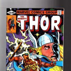 Cómics - THOR 294 - MARVEL 1980 VFN/NM / THOMAS & POLLARD / ETERNALS CELESTIALS SAGA / ORIGIN ODIN - 143178558