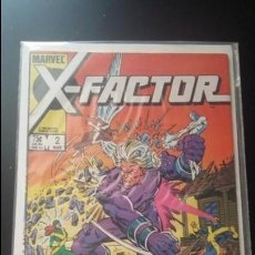 Cómics: X FACTOR # 2 (1ST SERIES COPPER AGE 1986) TOWER 1ST APP VF BLESS THE BEASTS AND CHILDREN!. Lote 143298262
