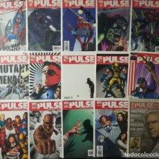 Cómics: PULSE COMPLETA 14 NUMEROS MAS PULSE ESPECIAL EDITION EN INGLES. Lote 143565578
