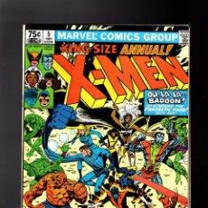 Cómics: UNCANNY X-MEN ANNUAL 5 - MARVEL 1981 VFN- / CHRIS CLAREMONT & BRENT ANDERSON / FANTASTIC FOUR. Lote 195402207