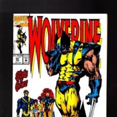 Cómics: WOLVERINE 65 - MARVEL 1993 VFN+ / HAMA & TEXEIRA. Lote 195402115