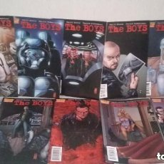 Cómics: THE BOYS LOT SET #7 TO #16 , 2008 ENNIS, DYNAMITE (LOTE 10 COMICS USA VF+ TO NM) COMING SOON TV SHOW. Lote 143930290