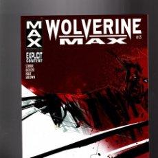 Cómics: WOLVERINE MAX 3 - MARVEL 2013 VFN/NM / STARR & BOSCHI. Lote 144208590