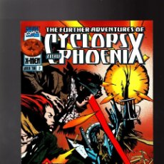 Cómics: FURTHER ADVENTURES OF CYCLOPS AND PHOENIX 2 - MARVEL 1996 VFN/NM / MILLIGAN & LEON. Lote 144602374