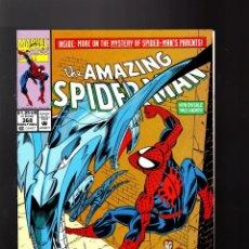 Comics : AMAZING SPIDER-MAN 368 MARVEL 1992 VFN / MICHELINIE & BAGLEY. Lote 204493022