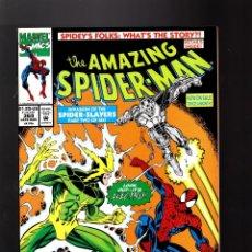 Comics : AMAZING SPIDER-MAN 369 MARVEL 1992 VFN/NM / MICHELINIE & BAGLEY. Lote 204493063