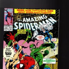 Comics : AMAZING SPIDER-MAN 370 MARVEL 1992 VFN/NM / MICHELINIE & BAGLEY. Lote 204493092