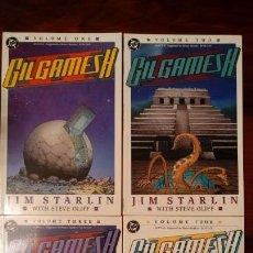 Cómics: GILGAMESH II. COMPLETA DEL 1 AL 4. JIM STARLIN. DC COMICS. ORIGINAL USA. 1989.. Lote 145222254