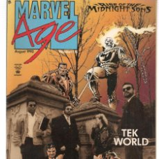 Cómics: MARVEL AGE. Nº 115. MARVEL ORIGINAL USA EN INGLÉS(ST/EXT). Lote 145329826