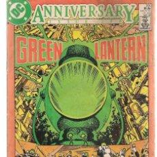 Cómics: ANNIVERSARY. GREEN LANTERN. DC ORIGINAL USA EN INGLÉS(ST/EXT). Lote 145342054