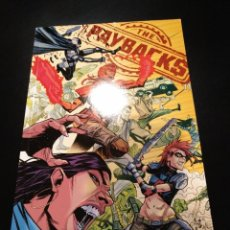 Cómics: THE PAYBACKS TPB - DONNY CATES. Lote 145902914