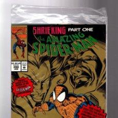 Cómics: AMAZING SPIDER-MAN 390 - MARVEL 1994 NM SIN ABRIR / DEMATTEIS & BAGLEY. Lote 195418432