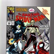 Cómics: AMAZING SPIDER-MAN 393 - MARVEL 1994 VFN- / DEMATTEIS & BAGLEY. Lote 195418097