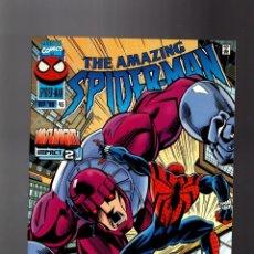 Cómics: AMAZING SPIDER-MAN 415 - MARVEL 1996 VFN/NM / DEFALCO & BAGLEY / ONSLAUGHT. Lote 195417450