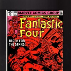 Cómics: FANTASTIC FOUR 220 - MARVEL 1980 VFN- / JOHN BYRNE. Lote 194657631