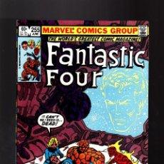 Cómics: FANTASTIC FOUR 255 - MARVEL 1983 VFN- / JOHN BYRNE. Lote 194657430