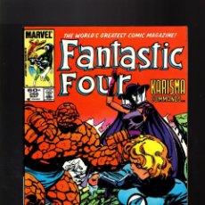 Cómics: FANTASTIC FOUR 266 MARVEL 1984 VFN- / JOHN BYRNE. Lote 194657215