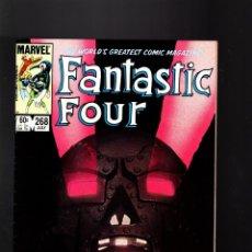 Cómics: FANTASTIC FOUR 268 MARVEL 1984 VFN/NM / JOHN BYRNE / MASQUE OF DOOM. Lote 194657156