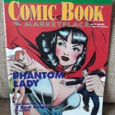 Cómics: CÓMIC BOOK MARKETPLACE Nº 25 - PHANTOM LADY. Lote 146556926