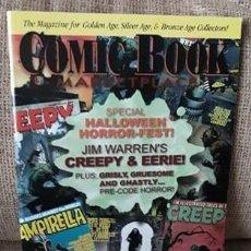 Cómics: CÓMIC BOOK MARKETPLACE Nº 73 - JIM WARREM´S CREEPY & EERIE. Lote 146557430