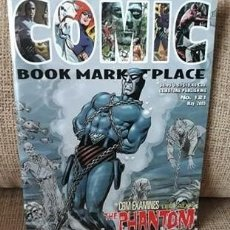 Cómics: CÓMIC BOOK MARKETPLACE Nº 121 - THE PHANTOM. Lote 146558674