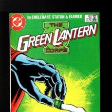 Cómics: GREEN LANTERN 203 - DC 1986 VFN/NM / STEVE ENGLEHART & JOE STATON. Lote 195416431
