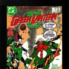 Cómics: GREEN LANTERN 223 - DC 1988 VFN- / STEVE ENGLEHART & GIL KANE. Lote 195416603