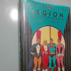 Cómics: ARCHIVE EDITIONS DC LEGIÓN VOLUME 1. PRECINTADO ORIGINAL # . Lote 146988366