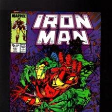 Cómics: IRON MAN 237 - MARVEL 1988 VFN-. Lote 195359288