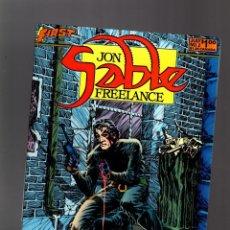 Cómics: JON SABLE FREELANCE 2 - FIRST 1983 VFN- / MIKE GRELL. Lote 195358670