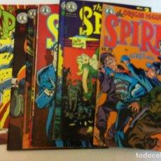 Cómics: SPIRIT - LOTE DE 11 COMICS (DEL 1 AL 11) -(KITCHEN SINK PRESS) -1983/85-USA. Lote 147367674