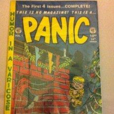 Cómics: PANIC - COLECCIÓN COMPLETA DE 12 EJEMPLARES - REPRODUCCIÓN OFICIAL DE EC - AÑO 1998/99 - NUEVOS. Lote 147368106