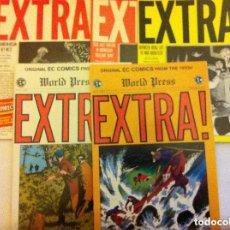 Cómics: EXTRA - COLECCIÓN COMPLETA 5 EJEMPLARES - REPRODUCCIÓN OFICIAL DE EC - AÑO 2000. Lote 147368450