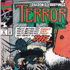 Cómics: TERROR INC.,SEASON'S CREEPINGS -1993- FEB Nº 8. Lote 147595678