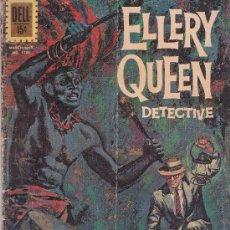 Cómics: ELLERY QUEEN DETECTIVE 1962 Nº 1289- VERY FINE. Lote 147595850