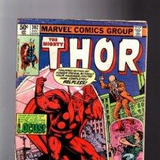 Cómics: THOR 302 - MARVEL 1980 GRUENWALD & POLLARD. Lote 147679522
