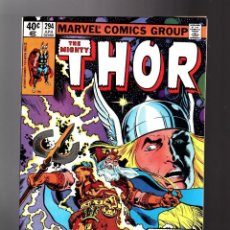 Cómics: THOR 294 - MARVEL 1980 / THOMAS & POLLARD / ETERNALS CELESTIALS SAGA / ORIGIN ODIN. Lote 147683306