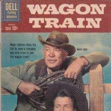 Cómics: WAGON TRAIN ,WESTERN ADVENTURE 1961- NUEVO. Lote 147975598