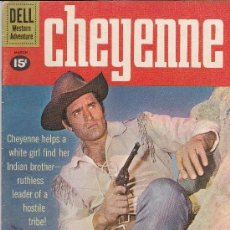 Cómics: CHEYENNE,WESTERN ADVENTURE.1961- NUEVO. Lote 147975746