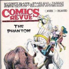 Cómics: COMICS REVUE NºS 105,106,107,108 .8€ UNIDAD. Lote 147976250