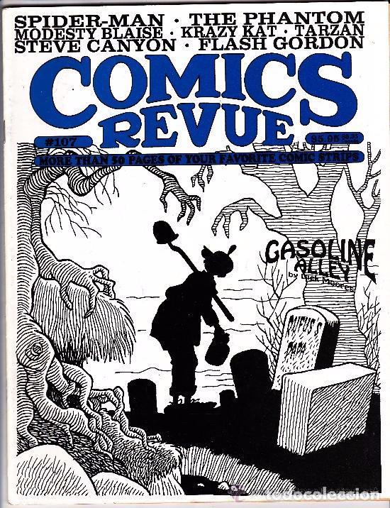 Cómics: COMICS REVUE nºs 105,106,107,108 .8€ unidad - Foto 3 - 147976250