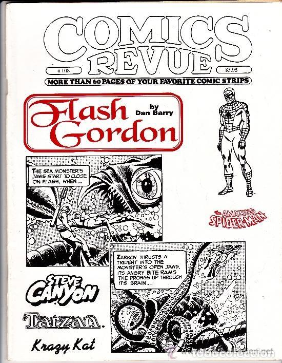 Cómics: COMICS REVUE nºs 105,106,107,108 .8€ unidad - Foto 4 - 147976250