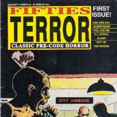 Cómics: FIFTIES TERROR,1988 #1. Lote 147977390