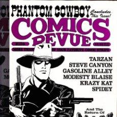 Cómics: PHANTOM COWBOY -COMICS REVUE Nº 109 -1994-. Lote 147977698