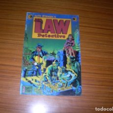 Cómics: JOHN LAW DETECTIVE Nº 1 ECLIPSE . Lote 148163134